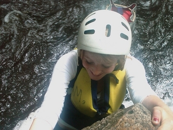Gorge Walking Traverse